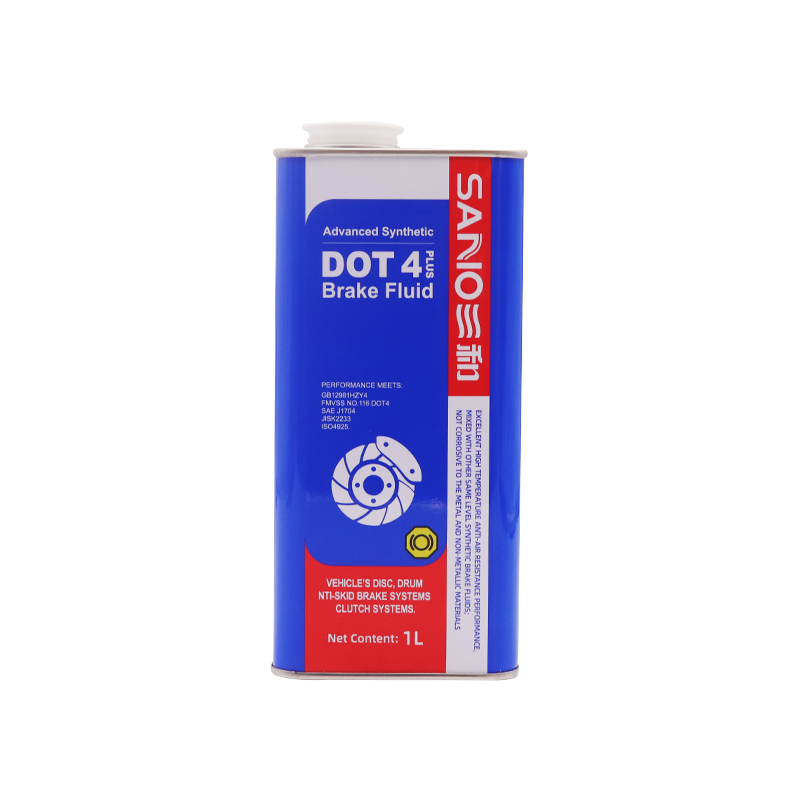 DOT 4 Plus Brake Fluid